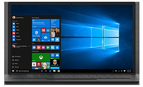 Windows 10 asennus ja päivityskotikonstein